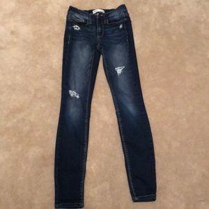 Ladies MUDD FLX Stretch jeans, size 1.